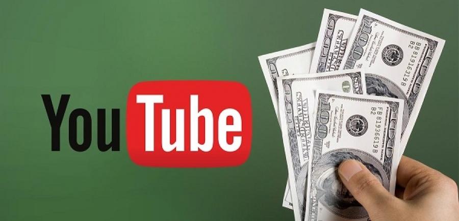 Несколько вариантов для заработка на YouTube для блогера