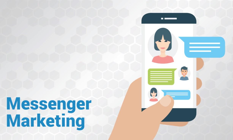 Мессенджер-маркетинг: как работают чатботы, продажи и рассылки от брендов