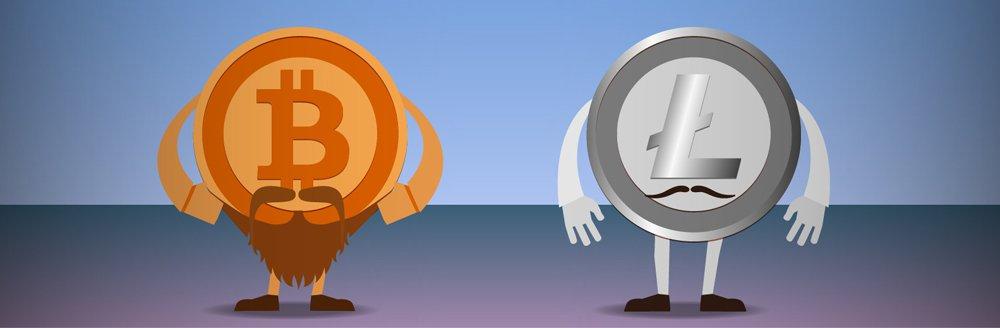 Отличия лайткоин от биткоин