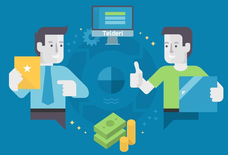 Как продать сайт на бирже Telderi