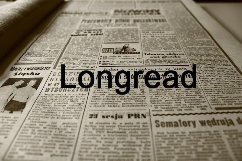 Лонгрид - особенности оформления
