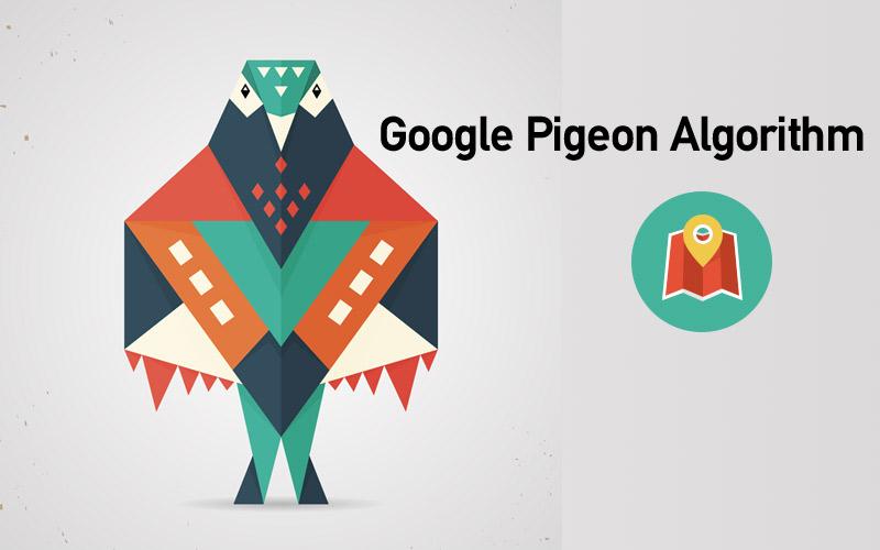 алгоритм google голубь