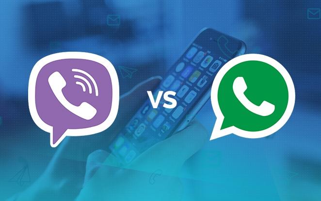 Чат-боты для Viber и WhatsApp