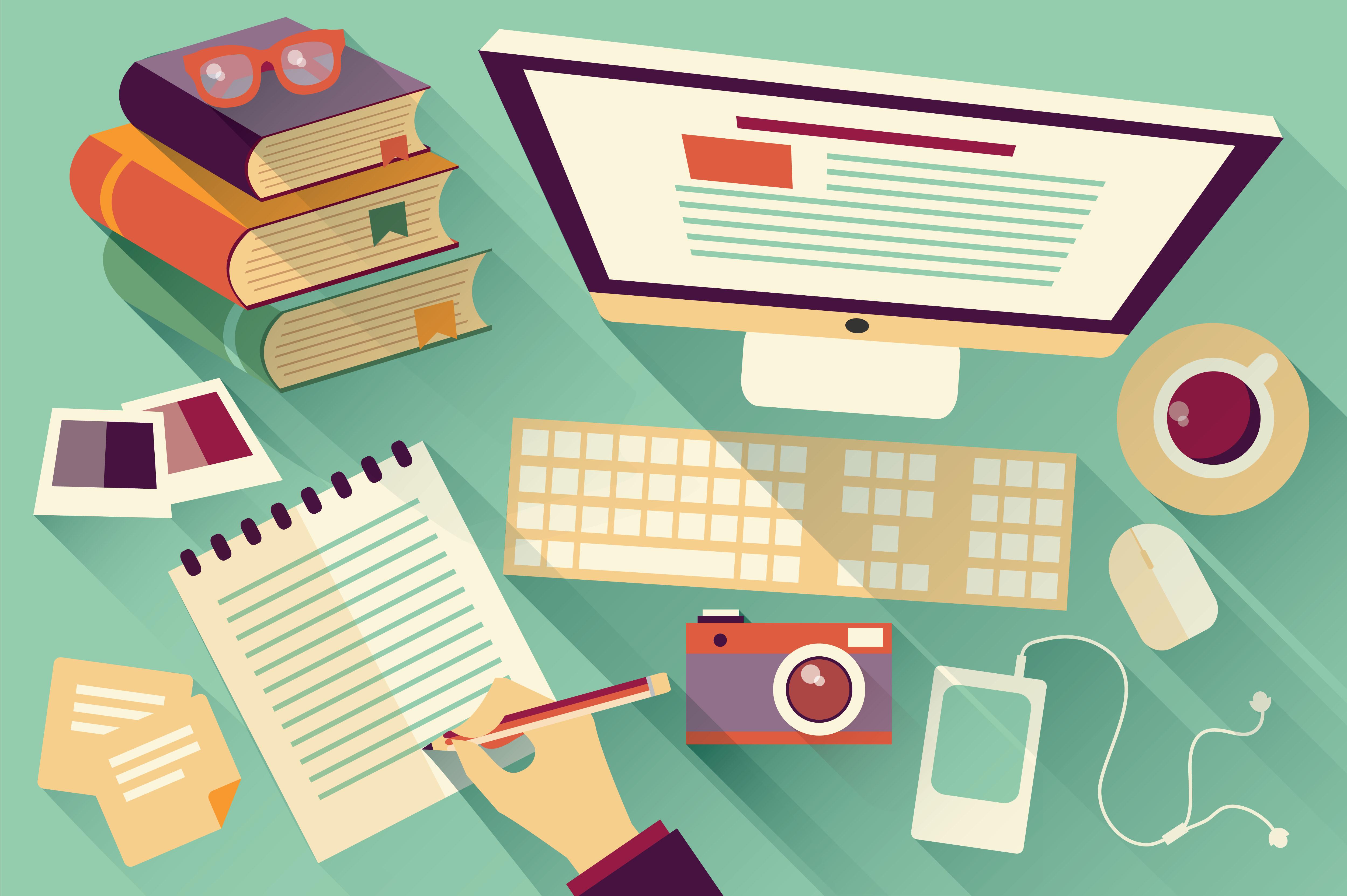Визуальное оформление текста на сайте: главные методы, средства и инструменты