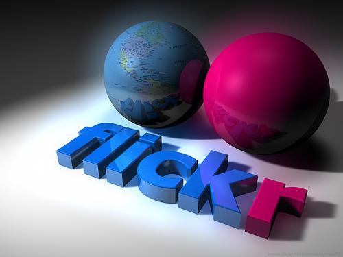 Эффективное использование Flickr