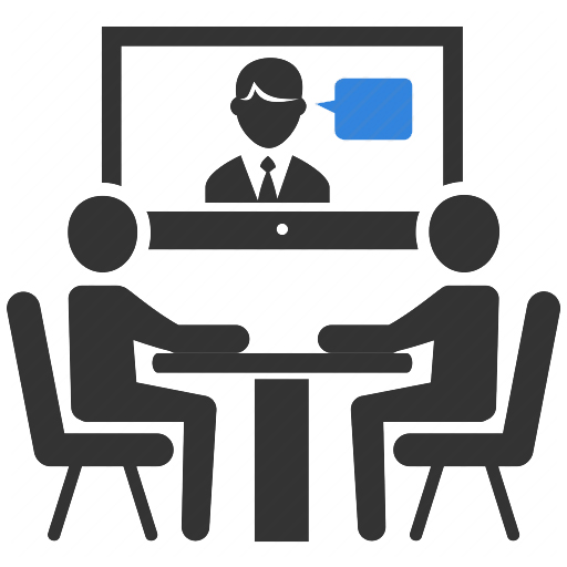проведение видеоконференции
