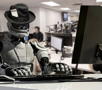 роботожурналистика